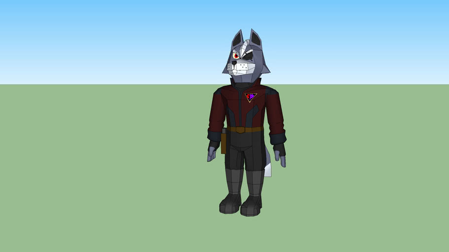 Wolf O'Donnell (Zero)