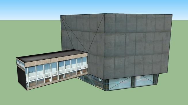 Theater des Studentenwerkes (Sechseckbau) CAU Kiel
