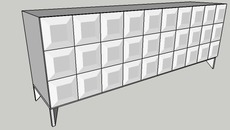 Side cabinet new