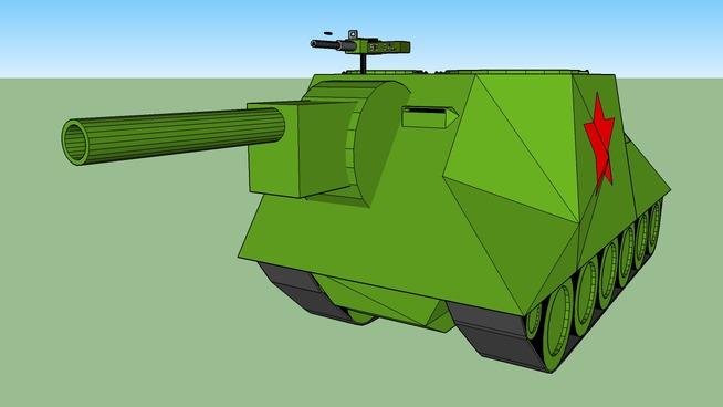 SU series tank