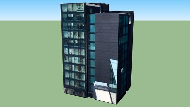 Building in Edinburgh EH9 1LB, UK