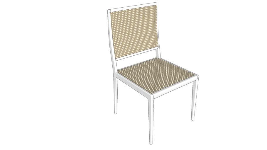 Geraldo de Barros - Cadeira de Palha