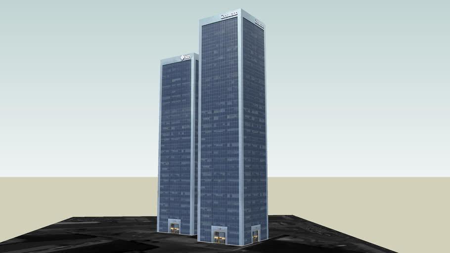Torre Catalinas Plaza y Alem