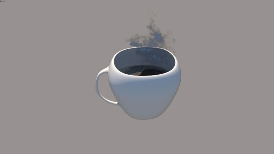 Cup of Coffee Realistic