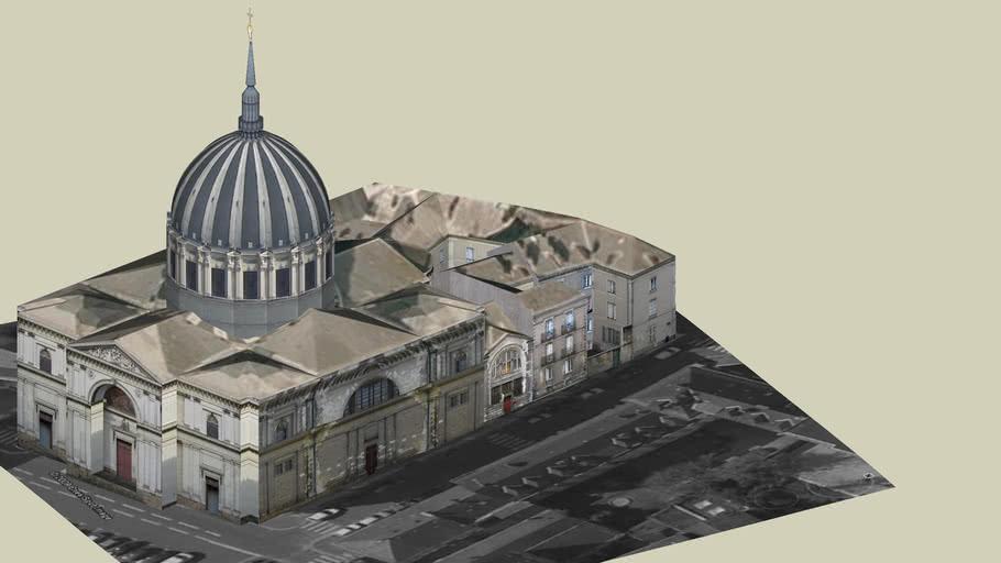 Eglise Notre-Dame de Bon-Port (Nantes)
