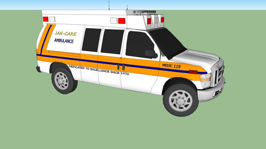 Jan Care Medic 118