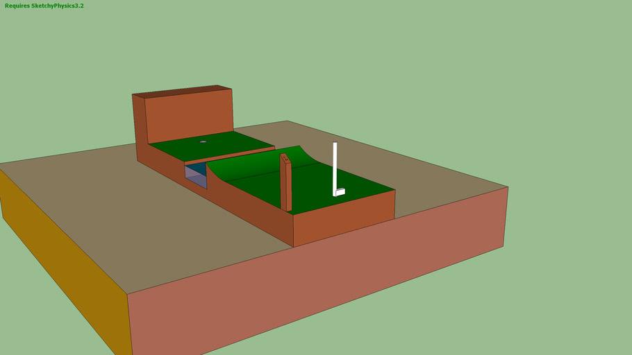 Sketchyphysics Mini Golf