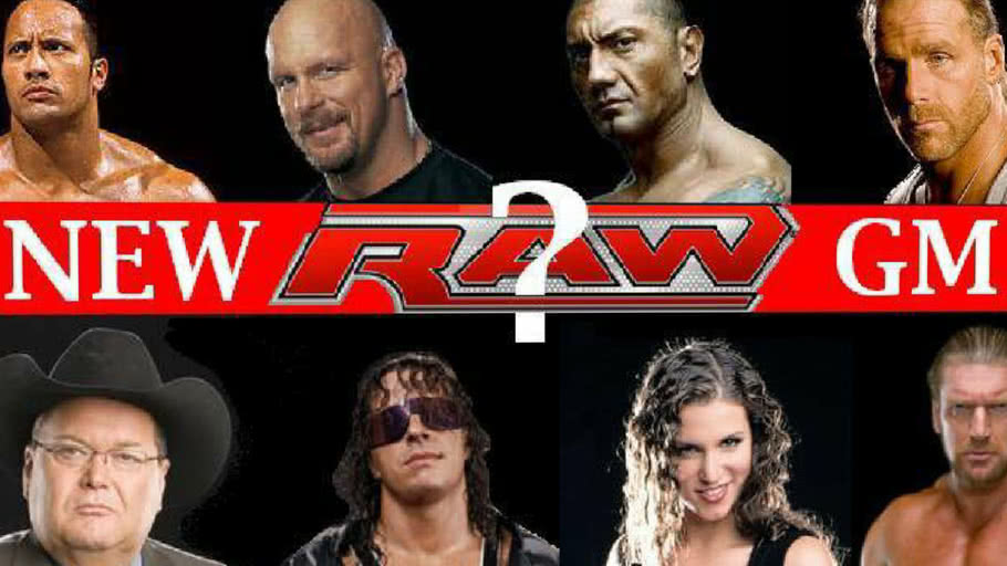 New Raw GM