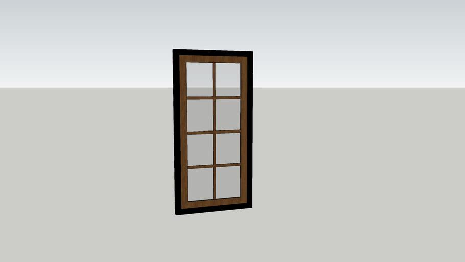 600 X 1200 CASEMENT WINDOW