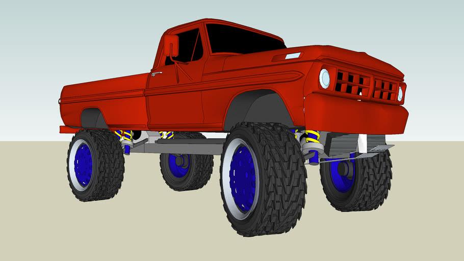 ford f-150 truck lift