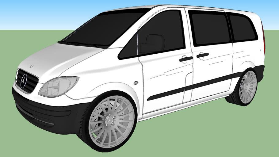 mercedes benz Vito W639 AMG///