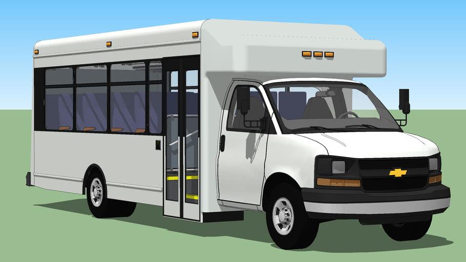 Monthour - Excellence SC-40 2019 [Chevrolet][Minibus]