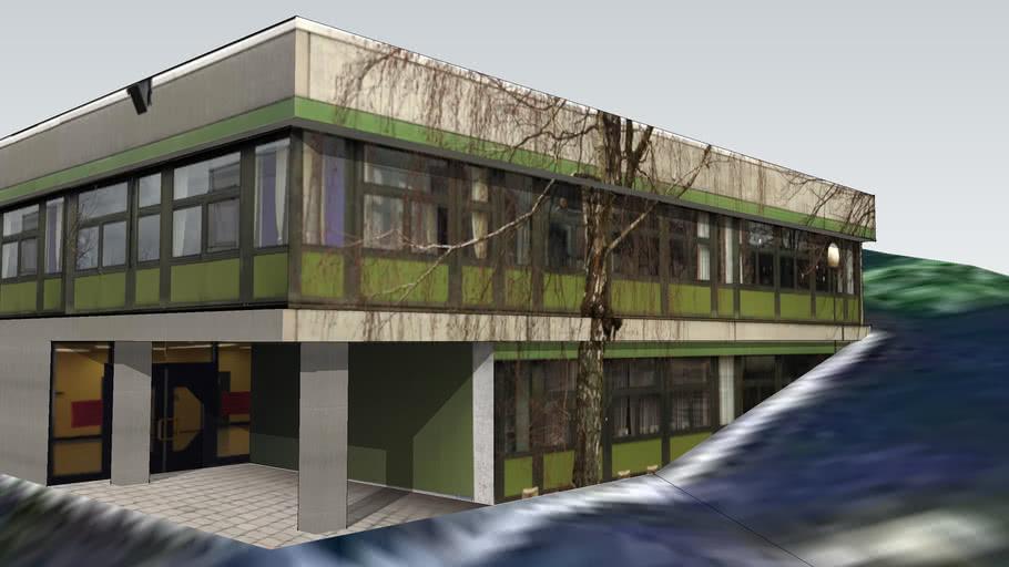Graf-Eberhard-Gymnasium Gebäude 9