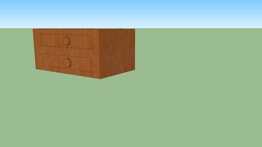 Petite Commode en bois