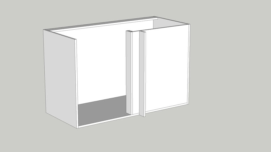 Ikea Metod Cuisine Meuble Angle 3d Warehouse