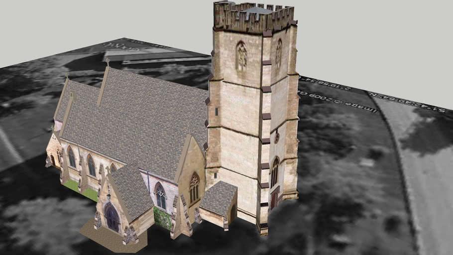 St. Bartholomew's Church, Coaley