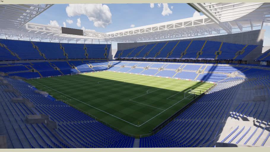 Blue Dragon Stadium