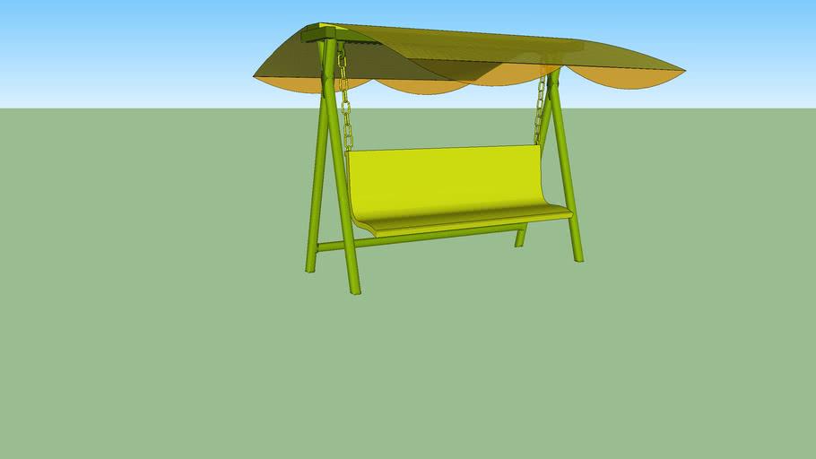balancelle 2 - garden swing 2