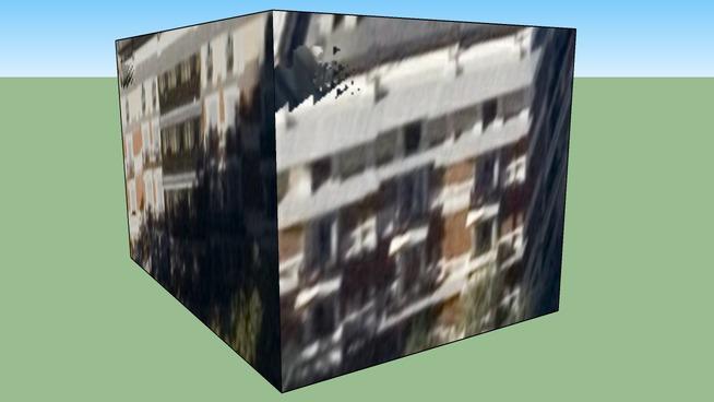 Edificio en Área Metropolitalitana y Corredor del Henares, Madrid, España