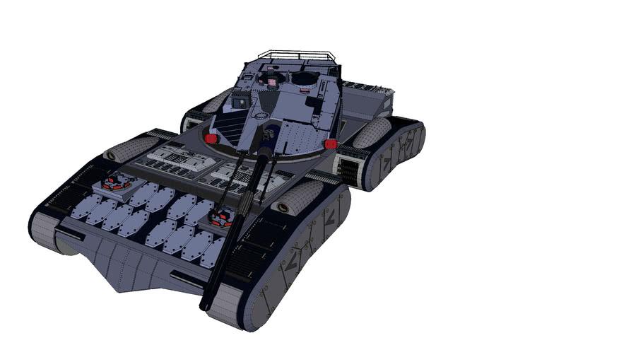MHT (Main Hover Tank) T-40