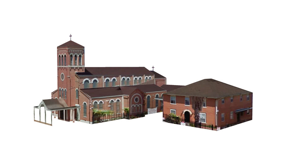 Our Lady of Guadalupe Church, Houston, TX