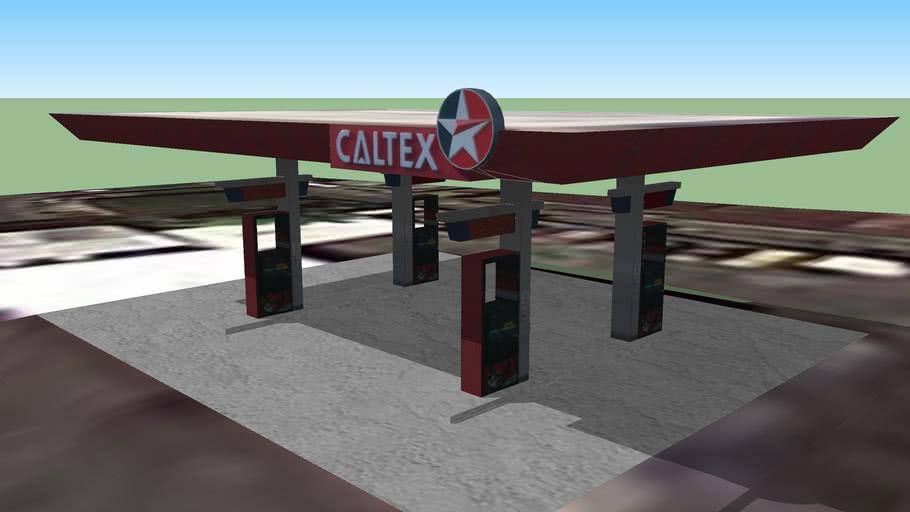 Caltex Gas Station