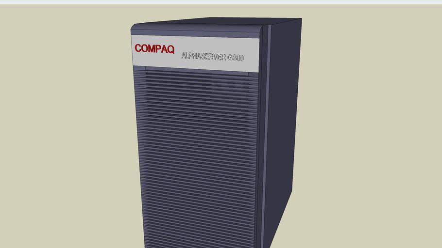 Compaq alpha server