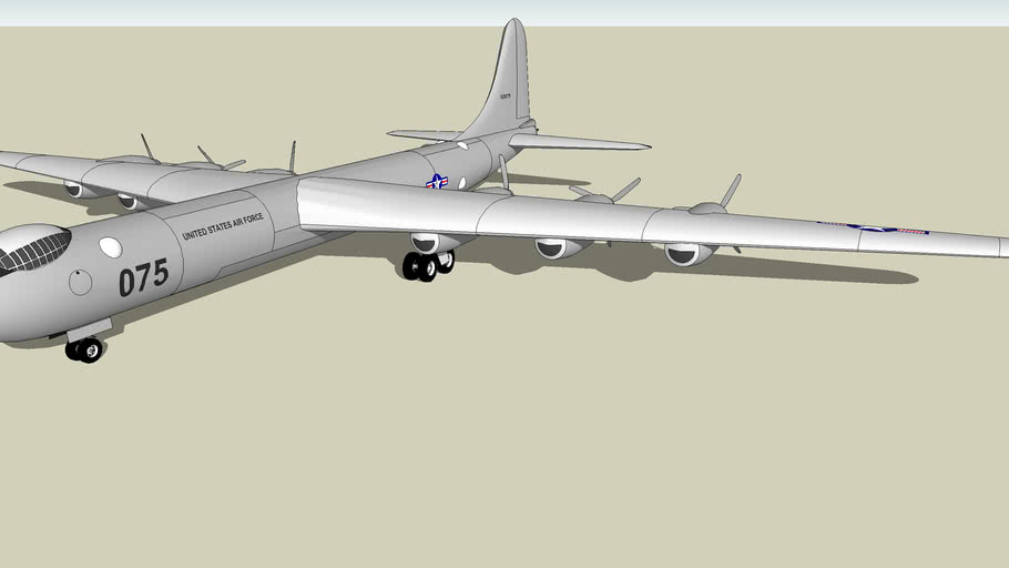 Convair B-36B Peacemaker (US Air Force)