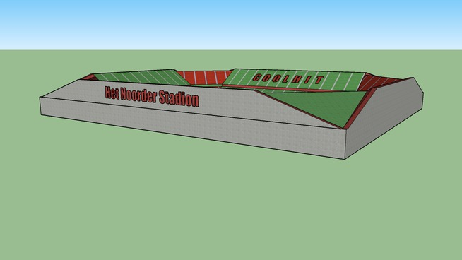 Het Noorder Stadion