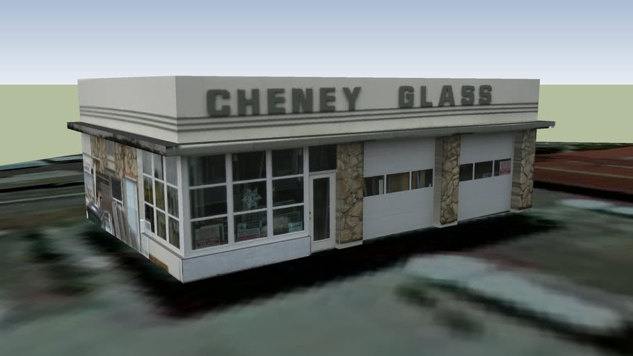 Cheney Glass, Cheney, WA
