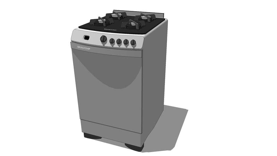 4-burner stove