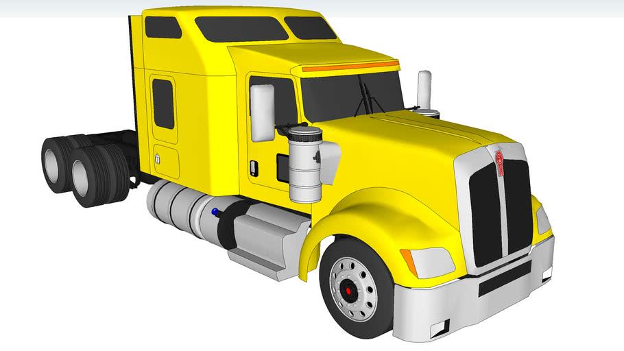 2012-2013 Kenworth W900LXZ- :) Concept