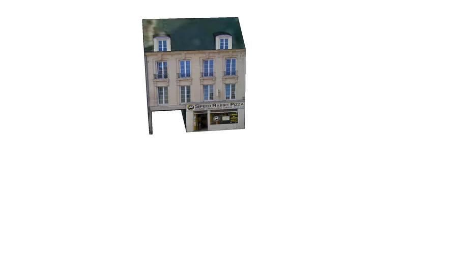 19 Rue Guillaume le Conquérant, 14000 Caen, France