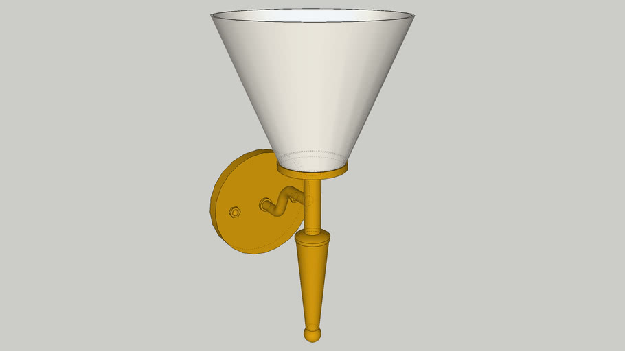 Martini Wall Sconce