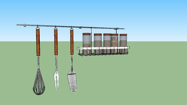 Декор кухня