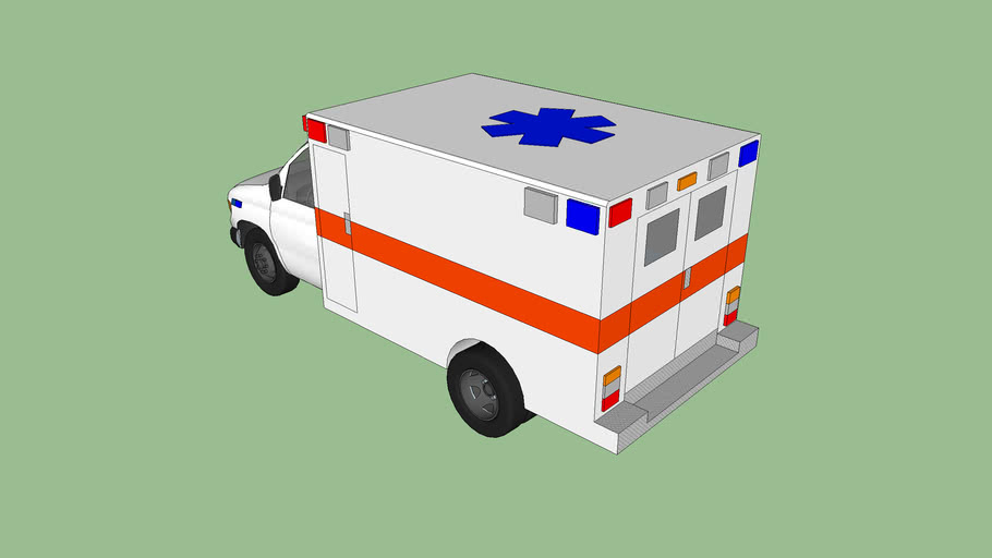 ambulance city of hasxell country ems   02