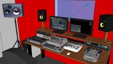 Music Studio Design