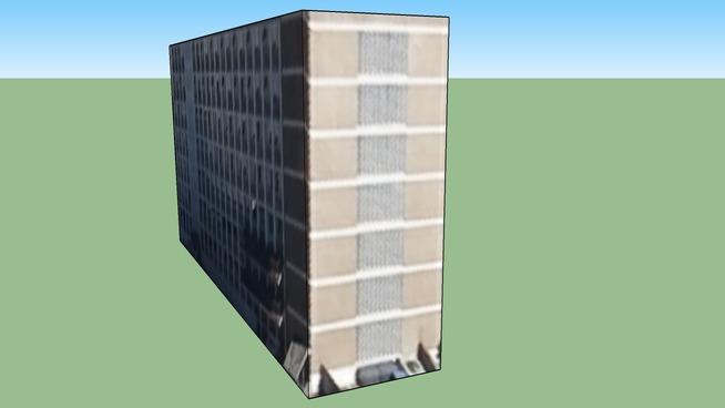 里昂, 法国的建筑模型
