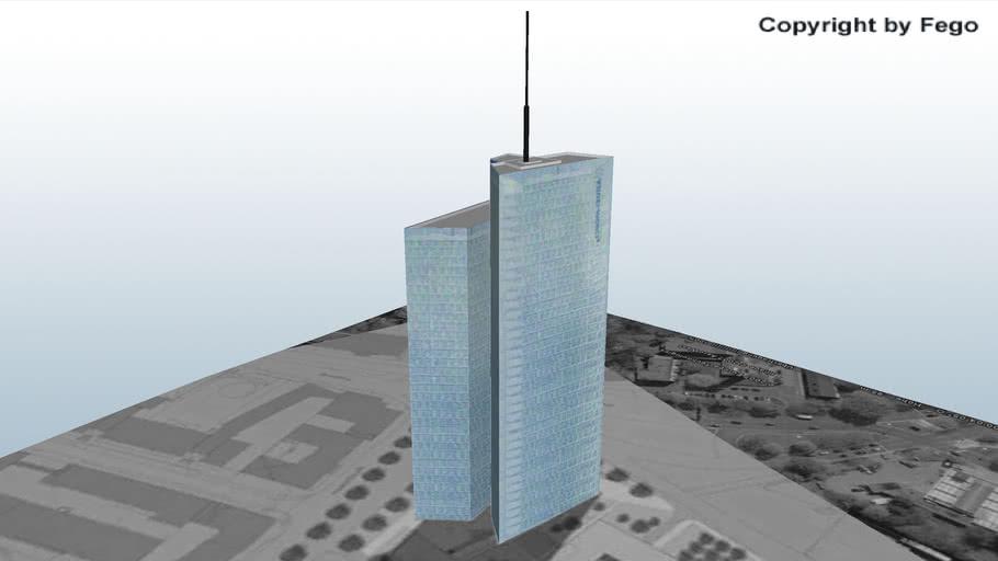 Europa Center Tower