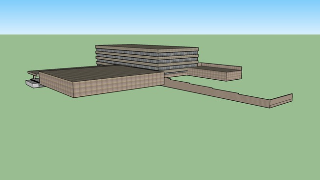 Bost Extension Office   3D Warehouse