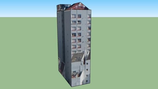 Construção em Av Independencia 1202-1300, Mar del Plata, Buenos Aires Province, Argentina