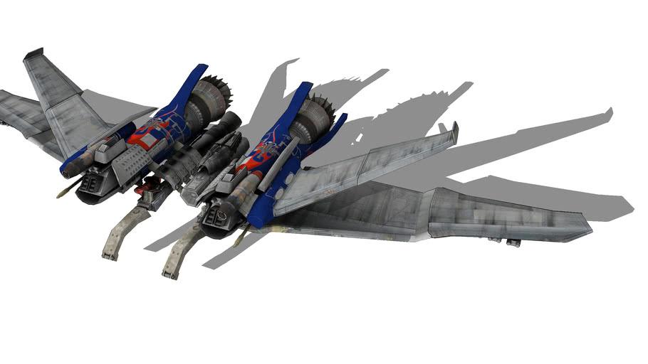 Transformers - Optimus Prime's Jetpack