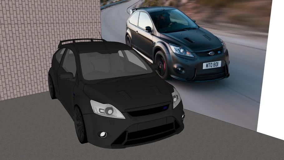 Focus RS 2010 black prime