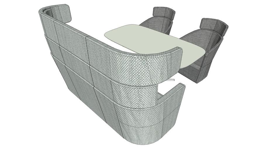 Wing Sofa 01