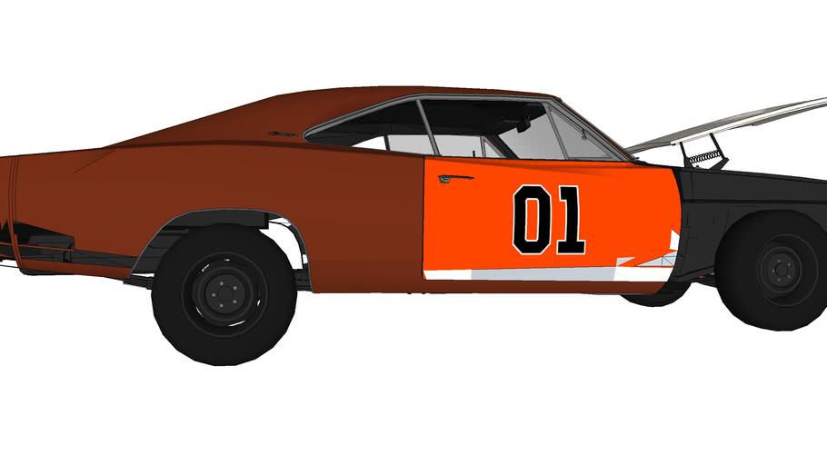 1969 Dodge Charger junker project (part 1)