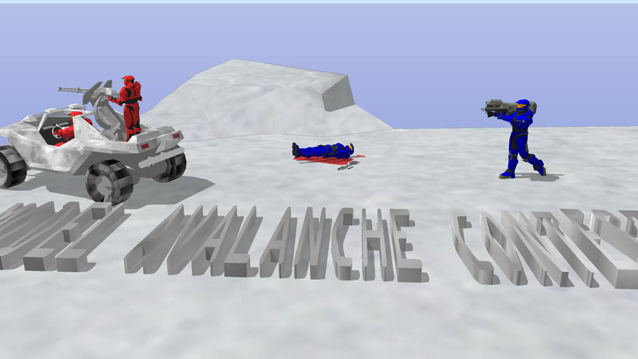 MODEL AVALANCHE CONTEST (UPDATE)