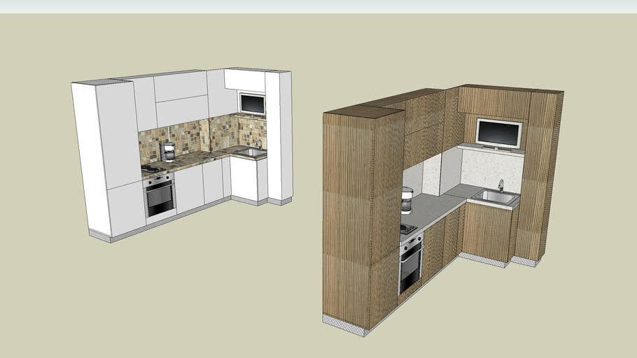 Кухня 1 (Kitchen)