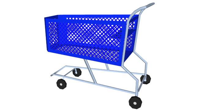 Retail Low Poly