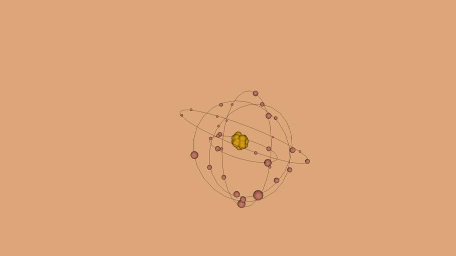 copper atom