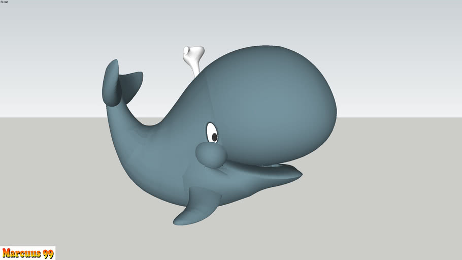 rocking whale